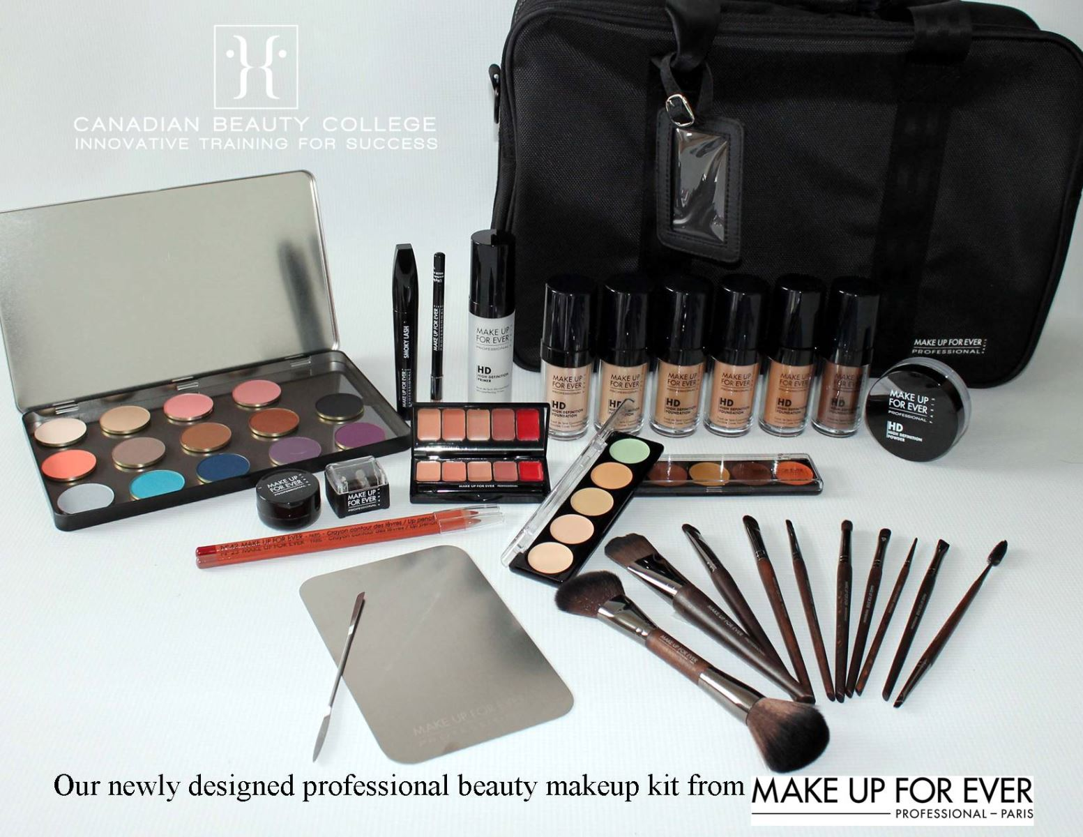 Makeup Certificate School In Toronto Canadian Beauty College